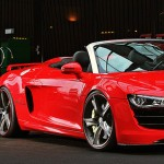 Sport Wheels усовершенствовал Audi R8 Spyder