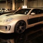 Gemballa презентовал два новых спорткара: Gemballa Mistrale и Gemballa Tornado