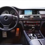 BMW 7-Series получило новый тюнинг-комплект от Mansory