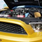 Тюнинг-ателье Geiger Cars создал «Золотую змею» из Mustang Shelby GT500