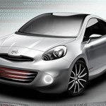 Nissan удивил концептом Compact Sport Concept
