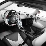 Koenigsegg Agera R поражает своей скоростью