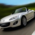 Новая Mazda MX-5 «Record» в честь рекорда Гиннесса