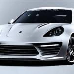 Top Car кардинально изменил Porsche Panamera