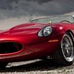 Eagle сравнил Jaguar E-Type с новой моделью Porsche 911