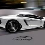 Oakley Design лишыли Lamborghini Aventador полного привода
