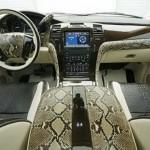FAB Design оригинально доделал Cadillac Escalade