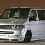 "MR Car Design ""опустили"" Volkswagen Transporter"