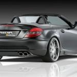Mercedes-Benz SLK получил летний тюнинг от Piecha Design