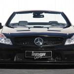 Inden Design снова взялся за Mercedes SL