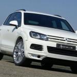 Hofele Design по-королевски доработал Volkswagen Touareg