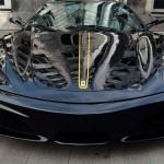Ferrari F430 Spyder попал в руки Anderson