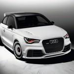 Audi и A1 Clubsport Quattro на Wörtherseetour