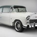 Performance Parts в борьбе за экологию модернизировал Chevrolet Bel Air