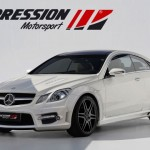 Expression Motorsport и новый Mercedes E Coupe