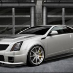 Hennessey установили на Cadillac CTS-V двигатель мощностью 1000 л.с.