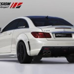 Expression Motorsport и новый Mercedes E Coupe