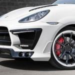 LUMMA Design считает, что Porsche Cayenne недостаточно выразителен