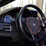 Anderson разработал матово-черную Maserati Gran Turismo S