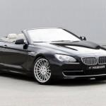 Hamann рассказал об изменениях в BMW 6 Series Convertible