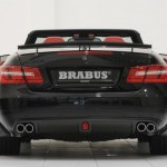 Brabus создал из Mercedes-Benz E-класса монстра под названием Brabus 800 E V12 Cabriolet