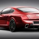 Эксклюзивный тюнинг Bentley Continental GT от Imperium