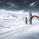 DDB: снежное веселье вместе с Audi Quattro