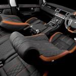 Очередной симпатичный тюнинг Range Rover от Project Kahn