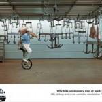 DDB: VW LT, Caddy Van - безопасность на работе