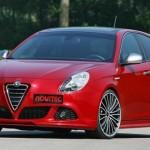 Alfa Romeo Giulietta попала в руки Novitec