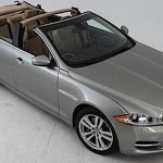 Newport Convertible Engineering убрало крышу у седана Jaguar XJ