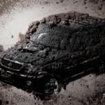 Hyundai Terracan делает из водителя художника