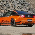 Design World доработал Ford Mustang GT