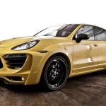 Porsche Cayene от российской тюнинг компании Met-R