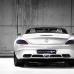 Mercedes-Benz SLS AMG Roadster и новый тюнинг-пакет от Kicherer