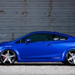 Fox Marketing опубликовал фотоснимки тюнингованного Honda Civic Coupe