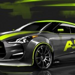 ARK Performance рассказало о презентации тюнингованного хэтчбека Hyundai Veloster