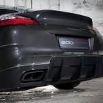 Edo Competition сделал Hellboy из Porsche Panamera S