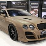 Prior Design и компания Bentley представили спорткар Continental GT