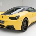 DMC на SEMA привезло Ferrari Italia с незначительными доработками