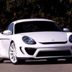 Тюнинг-ателье Delavilla доработало Porsche Cayman R