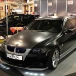 """Литовцы из Vipon сделали """"крокодиловый"""" BMW 318"""
