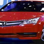 Acura презентует три новинки на автосалоне в Детройте