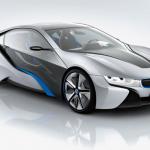 BMW испытывает новую модель i8