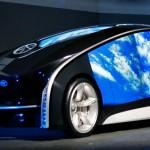 Фантастический концепт Fun-Vii от Toyota
