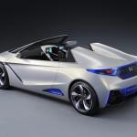Спортивный концепт-кар EV-STER от Honda
