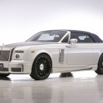 Кабриолет Rolls-Royce Phantom Drophead Coupe получил тюнинг от Wald