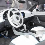 Volkswagen E-Bugster - Beetle нового поколения3