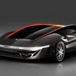 Bertone Nuccio - экстремальный спорткар к юбилею