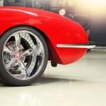Chevrolet Corvette 59 года после Pogea Racing